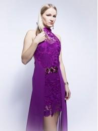 Ballkleid Purple