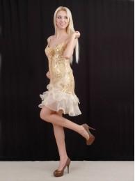 Highlite Kleid